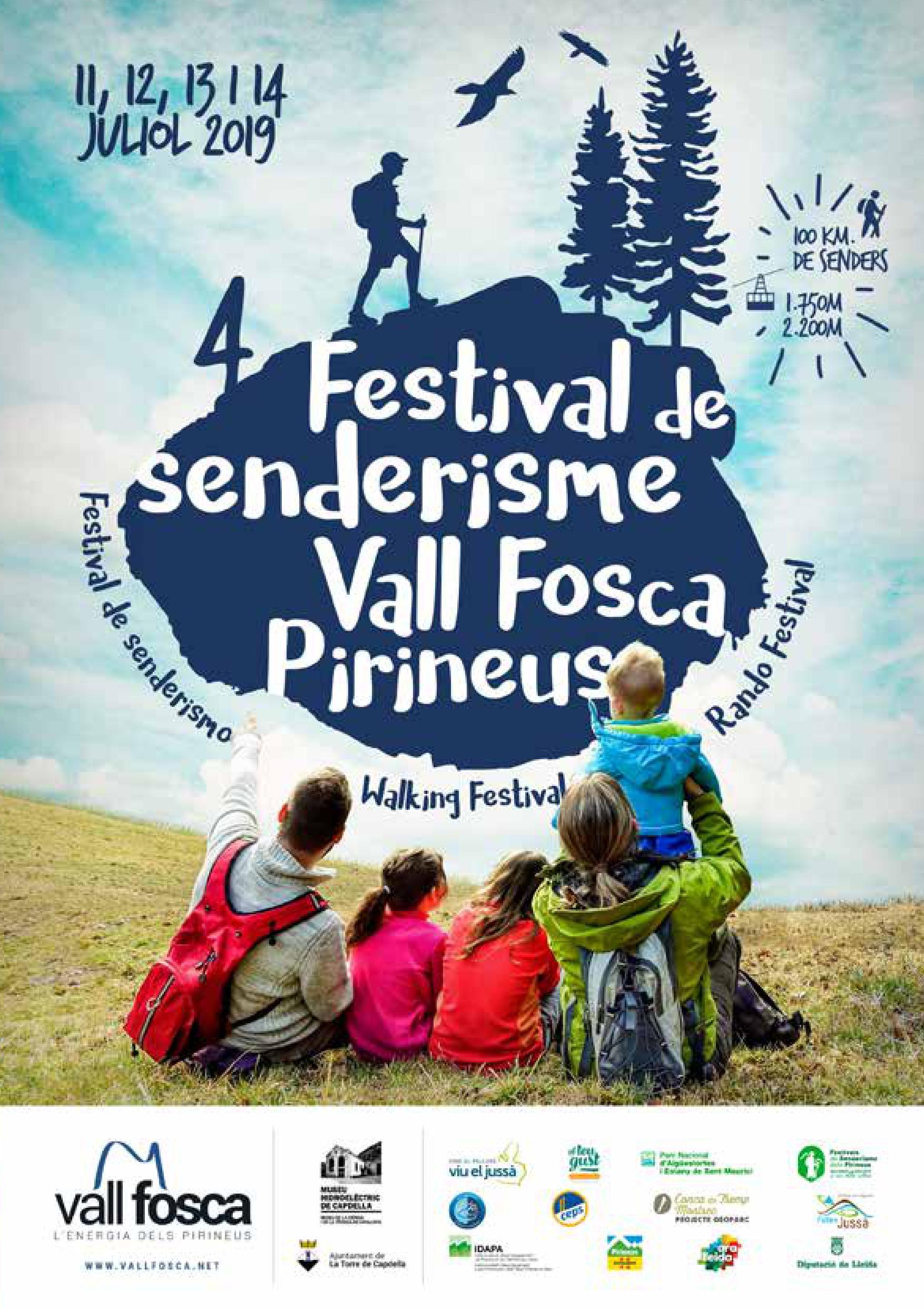 4t Festival de Senderisme Vall Fosca – Pirineus