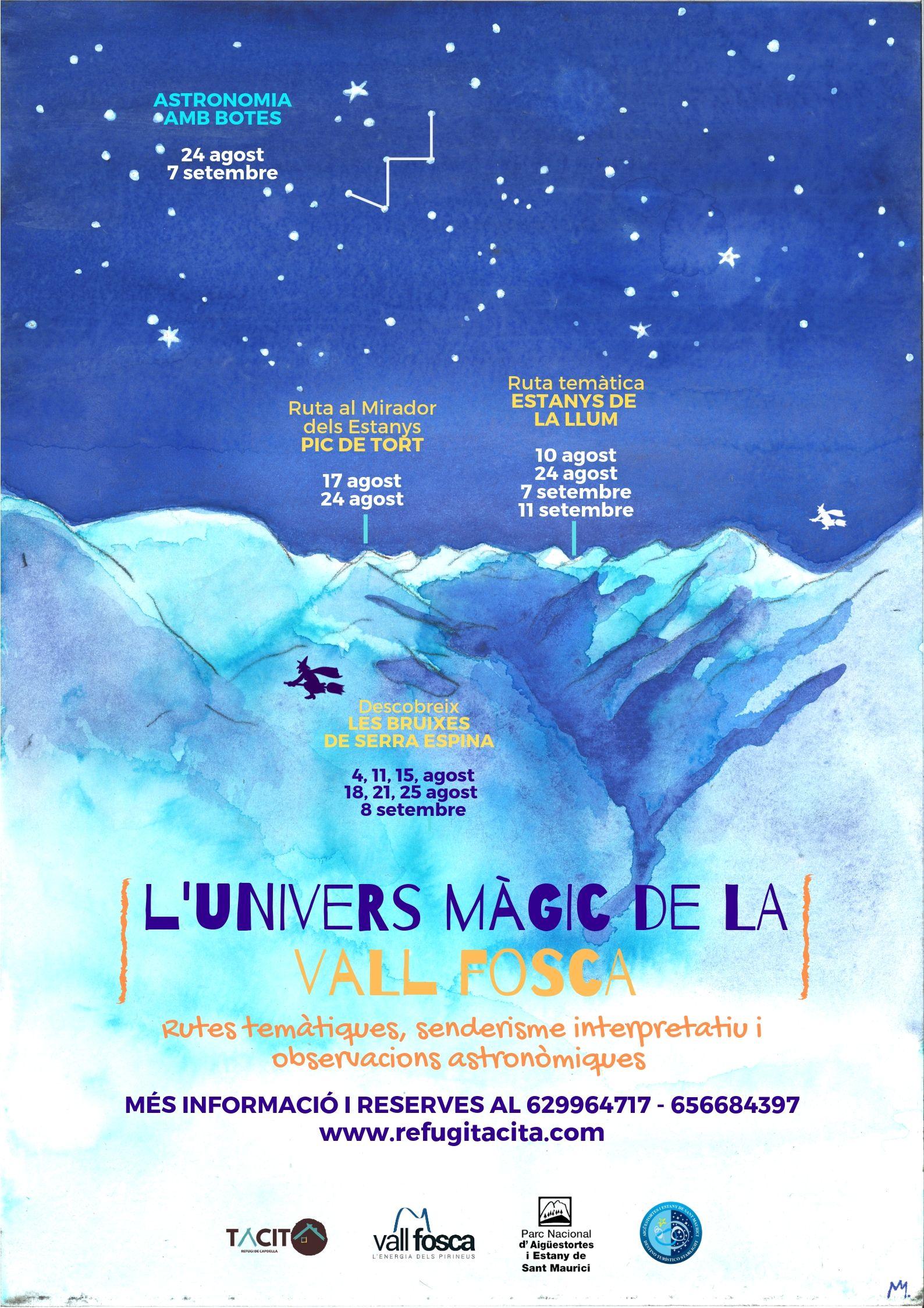L'Univers màgic de la Vall Fosca